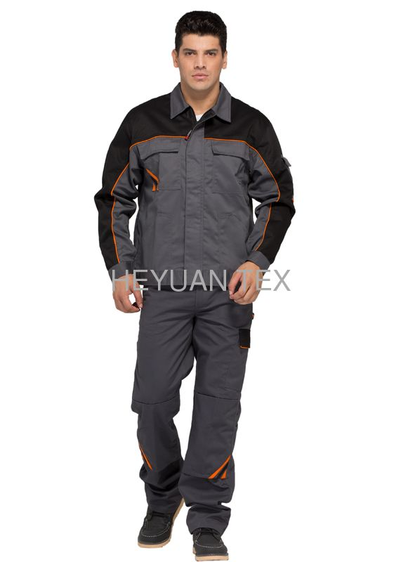 Practical Industrial Work Uniforms PRO Jacket / Bibpants / Trousers With Fastened Flaps